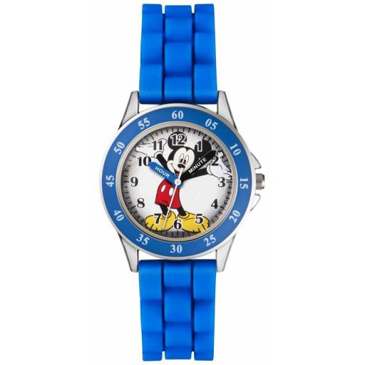 Watch Disney Mickey Mouse Blue Strap