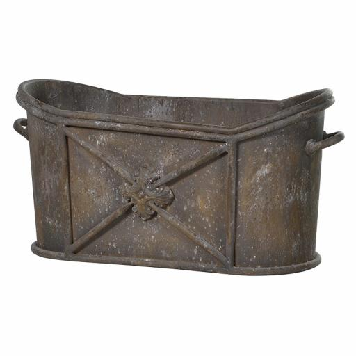Ornamental Bath Tub Planter