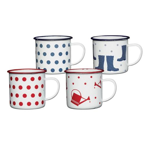Enamel Mug Assorted
