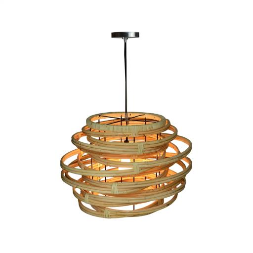 Hanging Lamp Twister Kubu