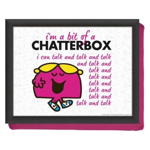 Lap Tray Little Miss Chatterbox