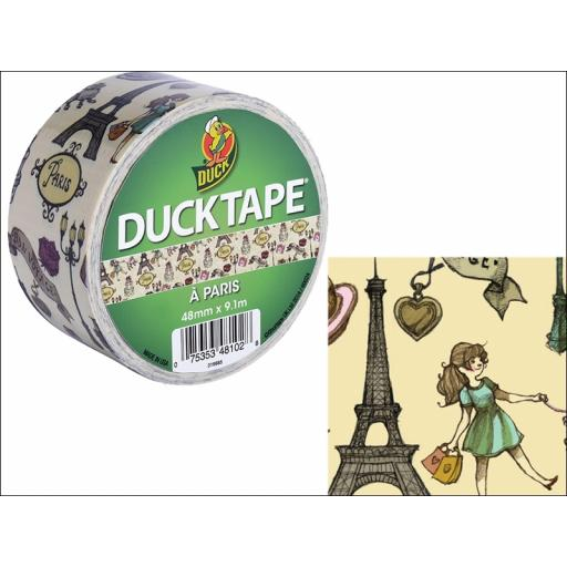 Duck Tape Paris