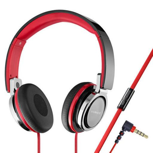Vivanco 37573 On Ear Headphones