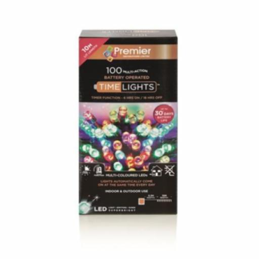 Premdec Lb112383M Battery Led Light X100 Multi