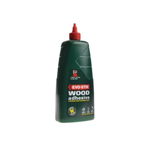 Evode Resin'W` Woodworking Adh. 1 Litre