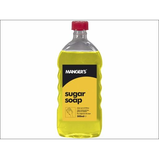 Sugar Soap Liquid Conc.500Ml