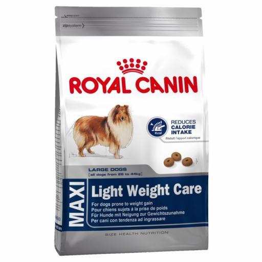 Canin Dog Maxi Light Weight Care