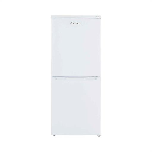 Lec T5039 50/50 Manual Defrost Fridge Freezer - White - A+ Rated