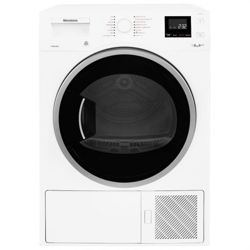 Blomberg LTH3842W 8kg Heat Pump Tumble Dryer - A+++ Rated