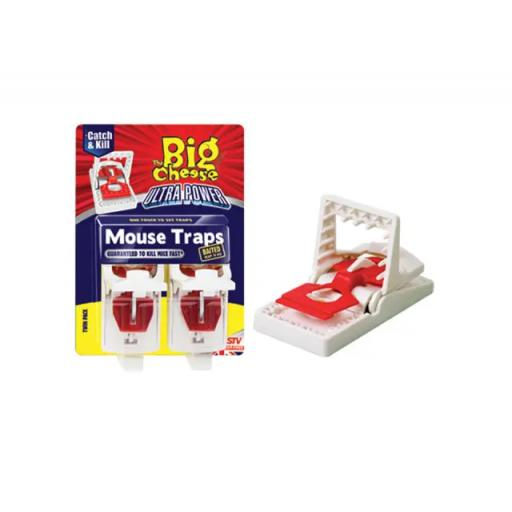 Ultra Power Mouse Trap x 2