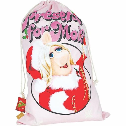 Christmas Sack Miss Piggy