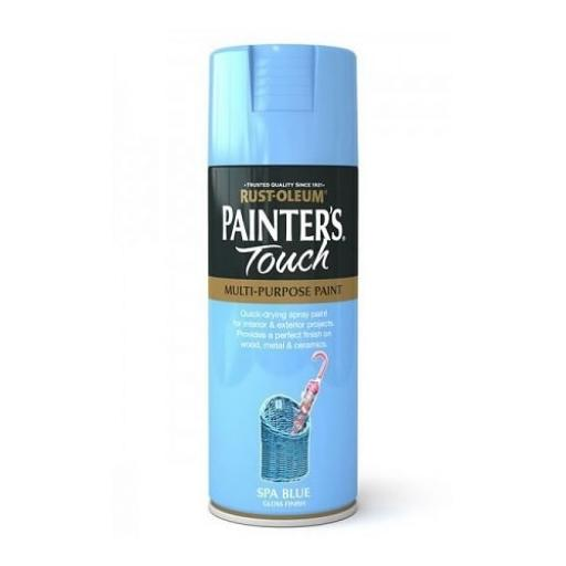Rlm Painters Touch Spa Blue Gloss