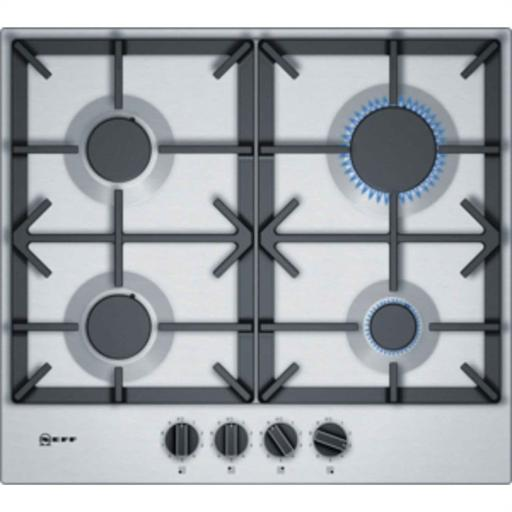 Neff T26Ds49N0 60Cm Gas Hob 4 Burners