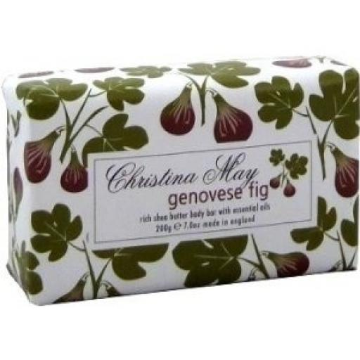 Genovese Fig Luxury 200G Soap