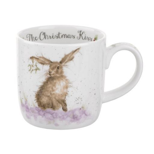 Wrendale Mug Christmas Kiss