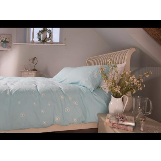 Duvet Set Daisy Double