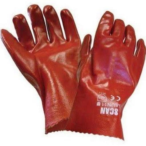 Scan Pvc Gloves