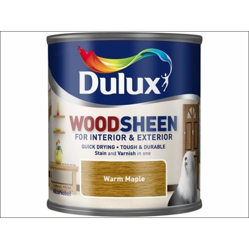 Dulux Woodsheen Warm Maple 750Ml