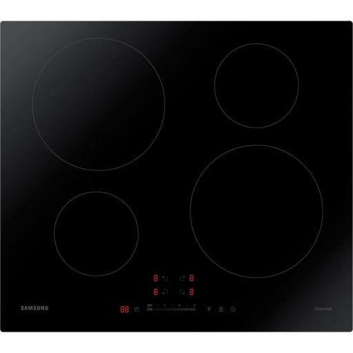 Samsung NZ64H37070K 60cm Induction Hob - Black