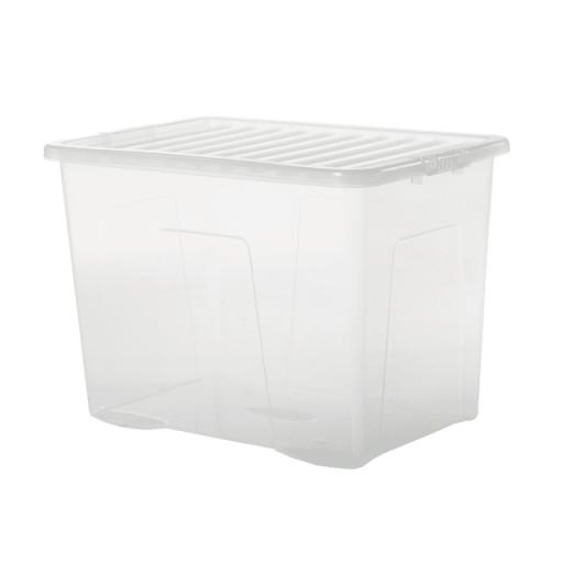Crystal Store Box/Lid Crystal