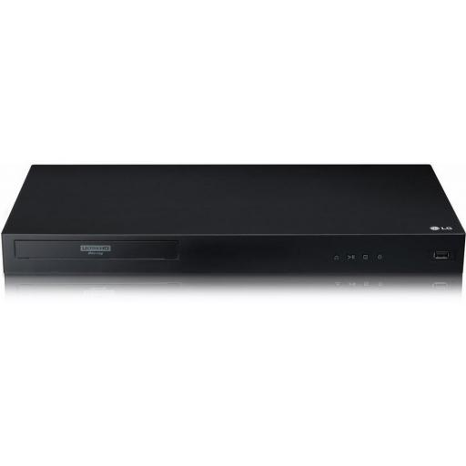 LG 4K UHD Blu Ray Player UBK80DGBRLLK