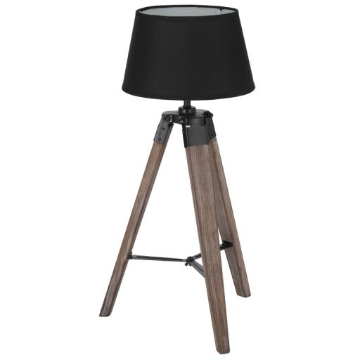 Lamp Tripod Wooden