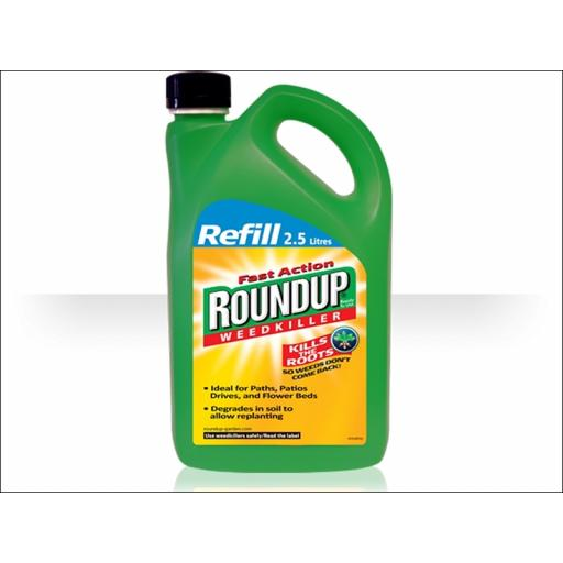 Roundup Pump And Go Refill