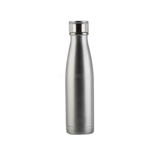 Built Water Bottle Silver
