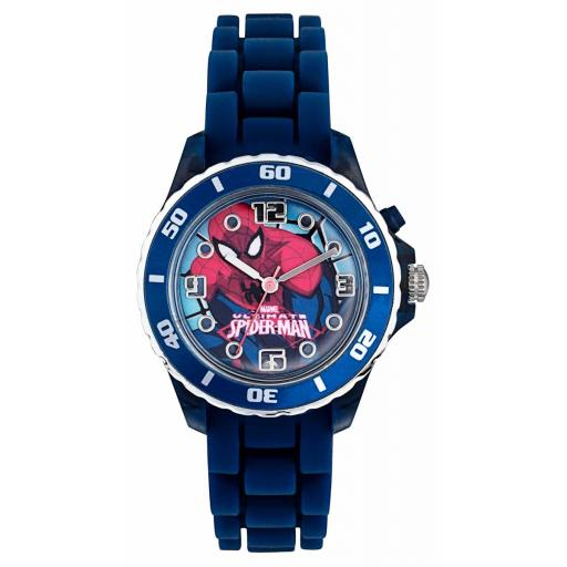 Watch Spider Man Blue Strap