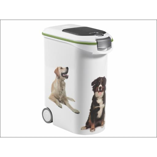 Curver 181204 Dry Pet Food Container Dog 20Kg