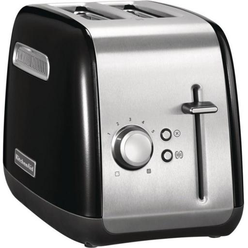Kitchenaid 5KMT2115BOB Classic 2 Slice Toaster - Black