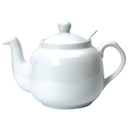 Teapot Farmhouse White Filter