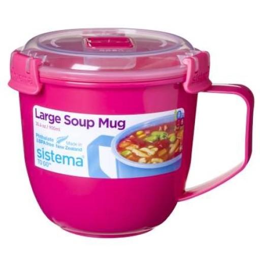 Sistema Soup Mug Large