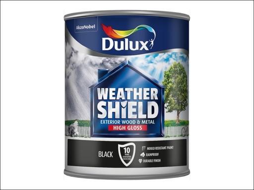 W/Shield Gloss Black 750Ml