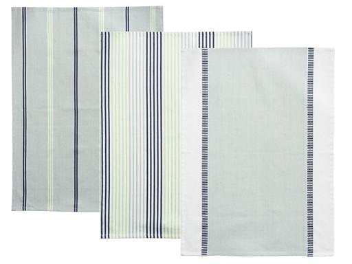 Tea Towel Set by Mikasa Gourmet Basics