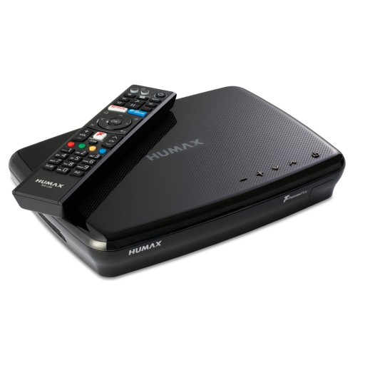 Humax 2Fvp5000T 500Gb Freeview Play Hd Recorder