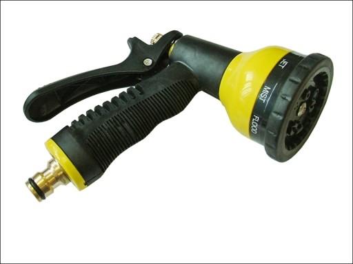 Homgard Hh3890 Hose Spray Gun 9 Pattern Zinc P