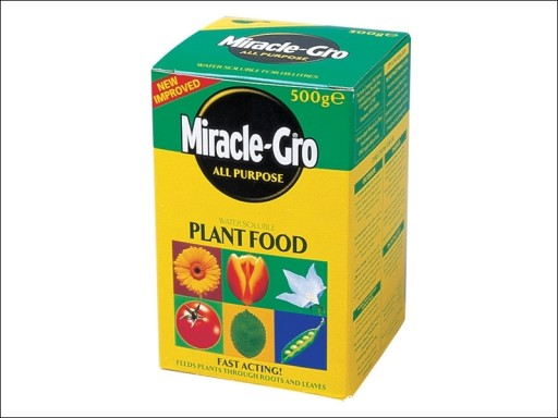 Miracle-Gro All Purpose Plant Food 500g