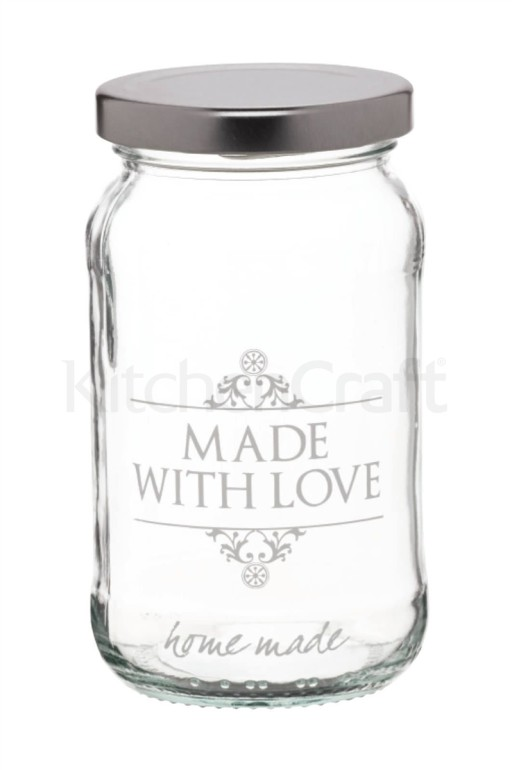 Preserving Jar Made With Love