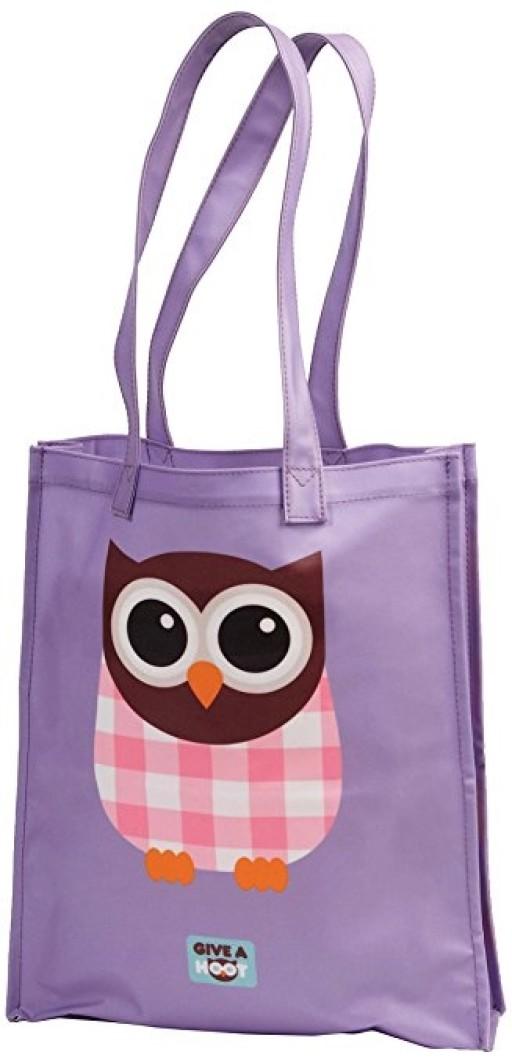 Bag Tote Owl