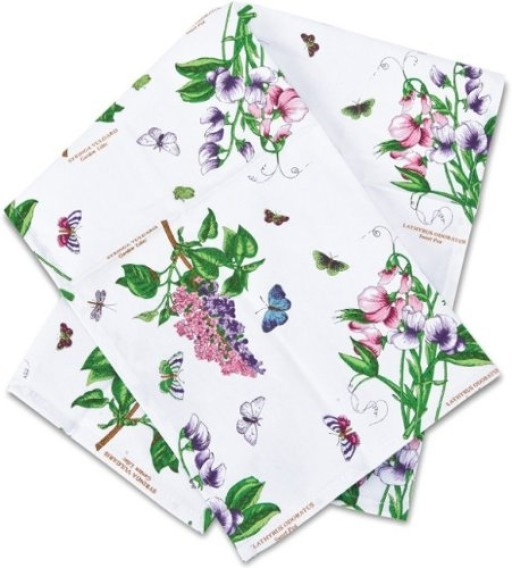 Botanic Tea Towel Cotton