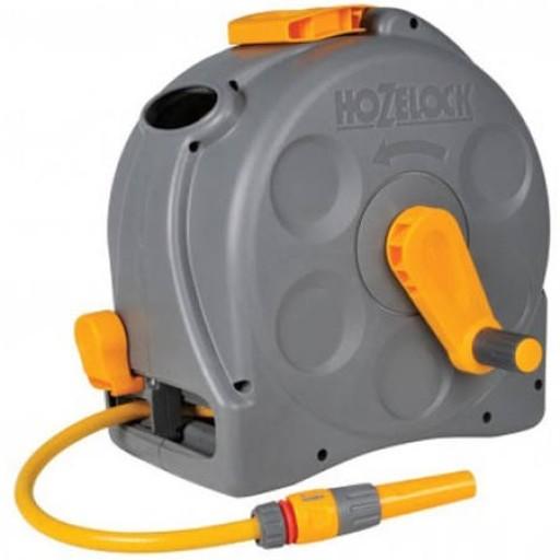 Hozelock 2-N-1 Compact Reel 25M