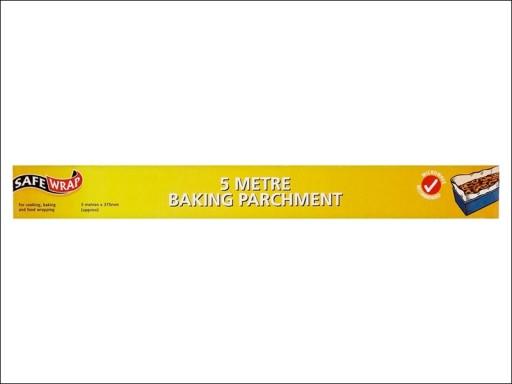 Safewrap Baking Parchment 5m 0417