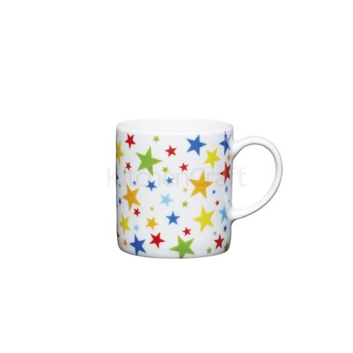 Kc Espresso Mug Multi Stars