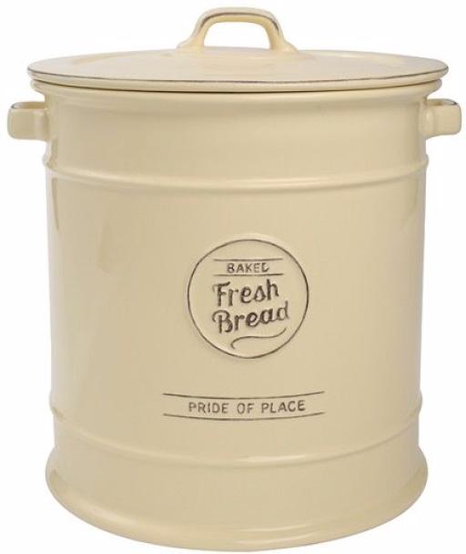 Pride Of Place Bread Crock Cream