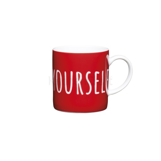 Kc Espresso Mug Yourself