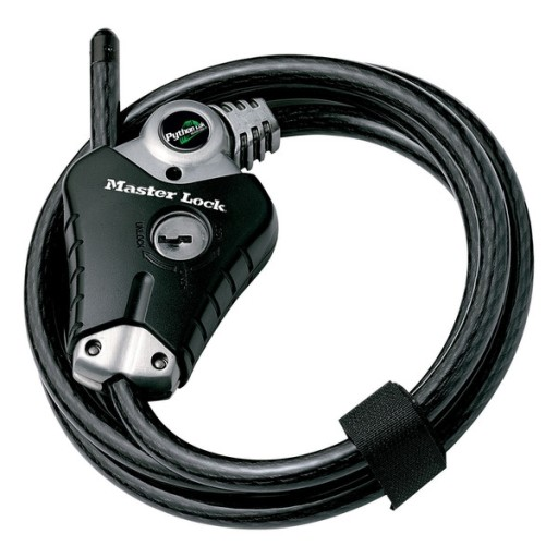 Master Lock Bike Security Cable