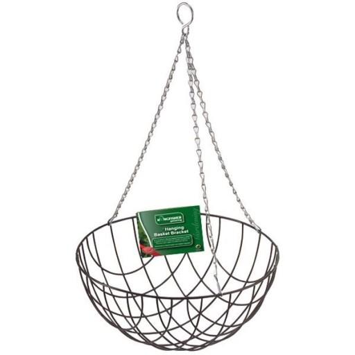 Homgard Hb14G Hanging Basket 14In