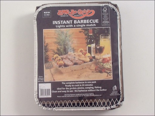 Hhoutdr Bar-Be-Quick 1678176 Instant Bbq P