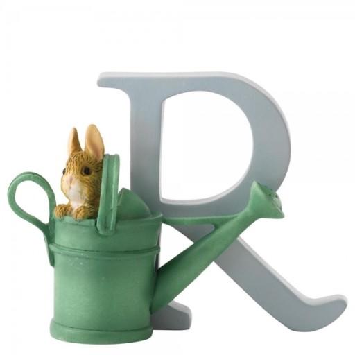 Beatrix R Peter Rabbit In Watering Can